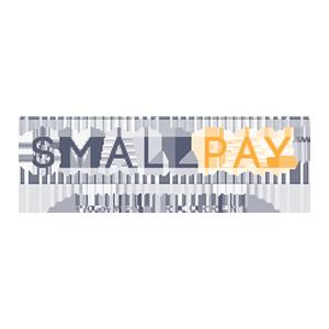 smallpay logo